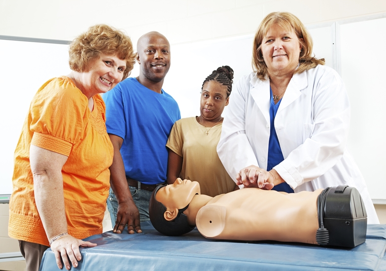 AHA – Heartsaver® First Aid, CPR, and AED