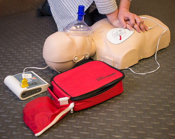 AHA – Heartsaver® CPR and AED