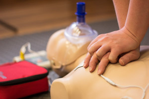 Childcare CPR Training Class