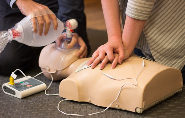 bls classes - basic life support | reading pa