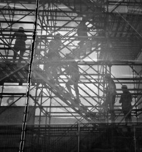 construction scaffolding and fall protection