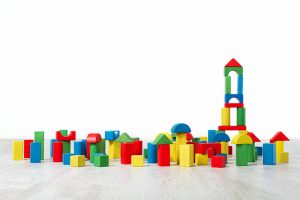 building block toys that could have lead paint on them