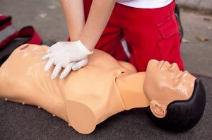 Karl Environmental Group offers CPR Training in their Morgantown PA office